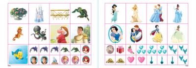 Зростаю з Принцесами. 5-6 років