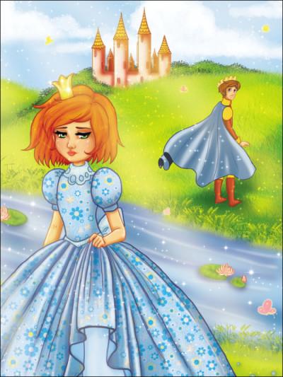 Чарівні історії. Про принцес