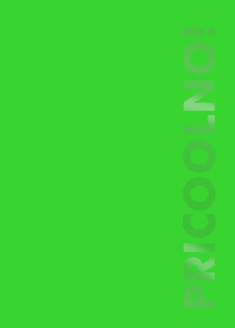 Блокнот КРАФТ. Зелений. PRICOOLNO!