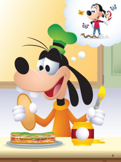Disney Маля. Школа життя. Долаємо страхи
