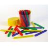 Рахункові палички в пластиковій баночці (50 штук)