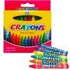 Олівці воскові «Crayons» (16 кольорів)