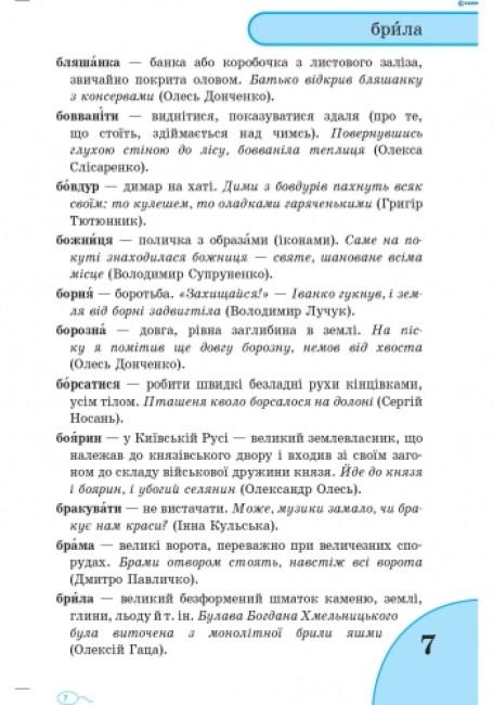 Словничок мовних труднощів 1-4 кл.