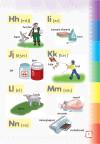 НУШ Иллюстрированный англо-русский словарь. 1-4 классы