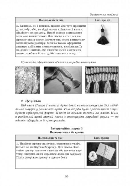 Обслуговуючі види праці 7 клас: Розробки уроків (інваріантний модуль)