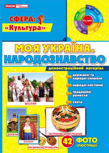 Демонстраційний матеріал 'Народознавство'